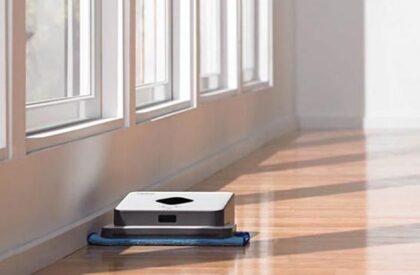 robot pulizia pavimenti