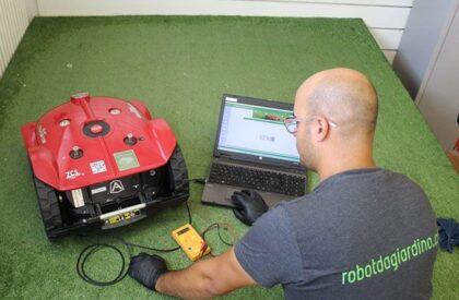 assistenza clinica del robot ticino